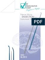 RZ Nerve Micro Dissection Set