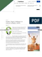 Www Startribune Com Schafer Target s Challenge is to Reinven