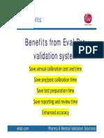 EVP Benefits