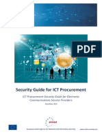 Security Guide for ICT Procurement