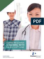 Doctors HandBook Pre-eclampsia Screening