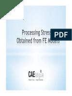 CAEF 11 Stress Handling符号mises应力的计算