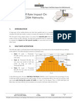 ND_GSM_Design Paper - Half Rate Impact on GSM Networks - Ed2