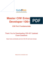 2019 Updated 1D0-437 Exam Dumps - CIW Web Development Exam Questions PDF.pdf