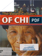 the Varied cultures of china