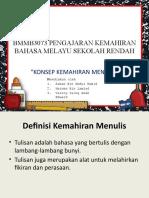 Konsep Kemahiran Menulis- Aiman, Hazwan, Valery.pptx