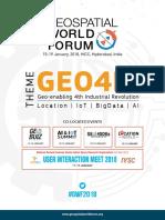 GWF 2018 Brochure
