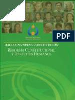 Hacia Una Nueva Constitucion