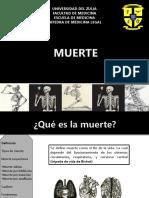 Muerte - Medicina Legal