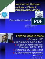 Fundamentos de la Acuicultura