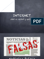 Los Riesgos en Internet para los menores PPT