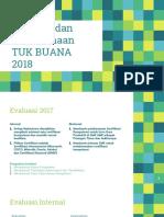 Evaluasi TUK Buana 2017