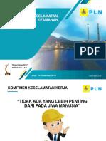 Materi Caps.build Pj.lak K3L ULP Jambi Bungo