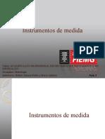 Leitura de Instrumentos