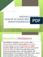 Standar Nasional Pendidikan Indo