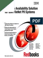 IBM High Availability Solution for IBM FileNet P8 Systems.pdf