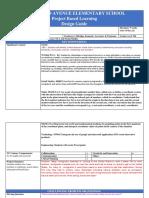 unit 2- 5th grade 2018-2019 pbl template