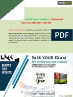 70-461 Microsoft Exam Questions