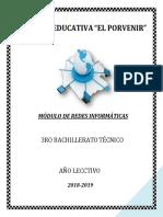 Manual DeRedes Informtica 3ro BT