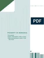 Poverty in Romania - Zamfir, C.