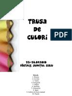trusa de culori