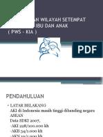 Materi PWS Pembekalan