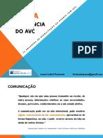 III Encontro Reabilitação_afasia Joana Fortunato