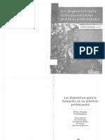 LOS DISPOSITIVOS PARA LA FORMACION EN LAS PRACTICAS PROFESIONALES.pdf
