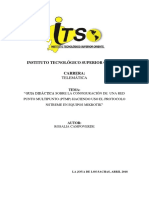 Guia Punto Multipunto Omnitik SXT Lite Protocolo Nstreme