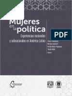 Caminotti, Mariana y Freidenberg, Flavia (2018), Introducción Reformas Electorales Inclusivas en América Latina y Retos Para La Igualdad Real de Las Mujeres en La Política