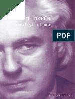 Boia, Lucian - Omul Si Clima. Teorii, Scenarii, Psihoze