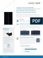 Ds Sunpower Performance Panels p19 Com 1kv Au