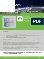 ECI DCME DTX-360 - Carritech Telecommunications