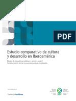 Estudio comparativo de Cultura y Desarrollo en Iberoamérica, OEI