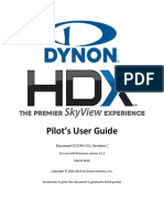 Dynon SkyView HDX User Guide