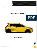 3784A KXX K4J K4M Clio Motor Manual