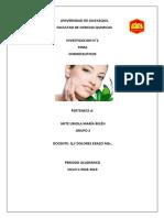 Inv. n°2 cosmeceuticos