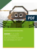 20181001_Comision Publicitaria_Guia Estandares Ad Viability
