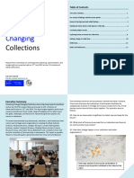 Collecting Change/Changing Collections Report