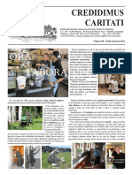 Credimus in Caritati