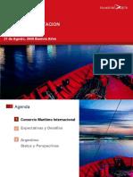 Mercado marítimo internacional dia de la exportacion.ppt