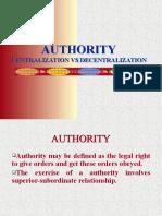 24592862 Authority Centralization vs Decentralization