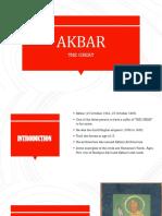 Architecture Under Akbar