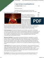 Os sete 'pecados' que levam à inadimplência.pdf