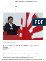 Japan already in for politically hectic 2019, but may see 'double election' _ The Japan Times.pdf