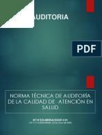 AUDITORIA DEFINICIIONES