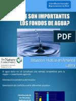 El Fondo Del Agua Para Lima y Callao y El Proyecto de Permisos Transables de Descontaminación en El Rímac 12.15