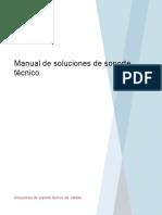 Technical Support Solutions Handbook SPANISH MX2