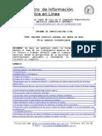 Regimen Juridico Laboral Del Menor de Edad en El Derecho Costarricense