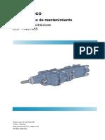 Maintenance Instructions COP 1140